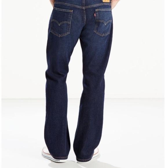 318ed4abd4 Levi s Other - Levi s 527 Slim Boot Cut Mens Jeans ...